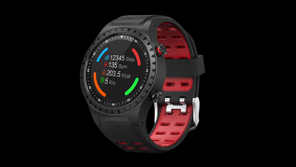 Smart Watches Men Support SIM Card and GPS Outdoor Sports Smart Watch with Heart Rate Monitoring Smartwatch M1S