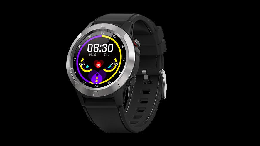 Gps Smart Watch Waterproof Ip67 BT Men's Smartwatches Heart Rate Gps SmartWatch M4