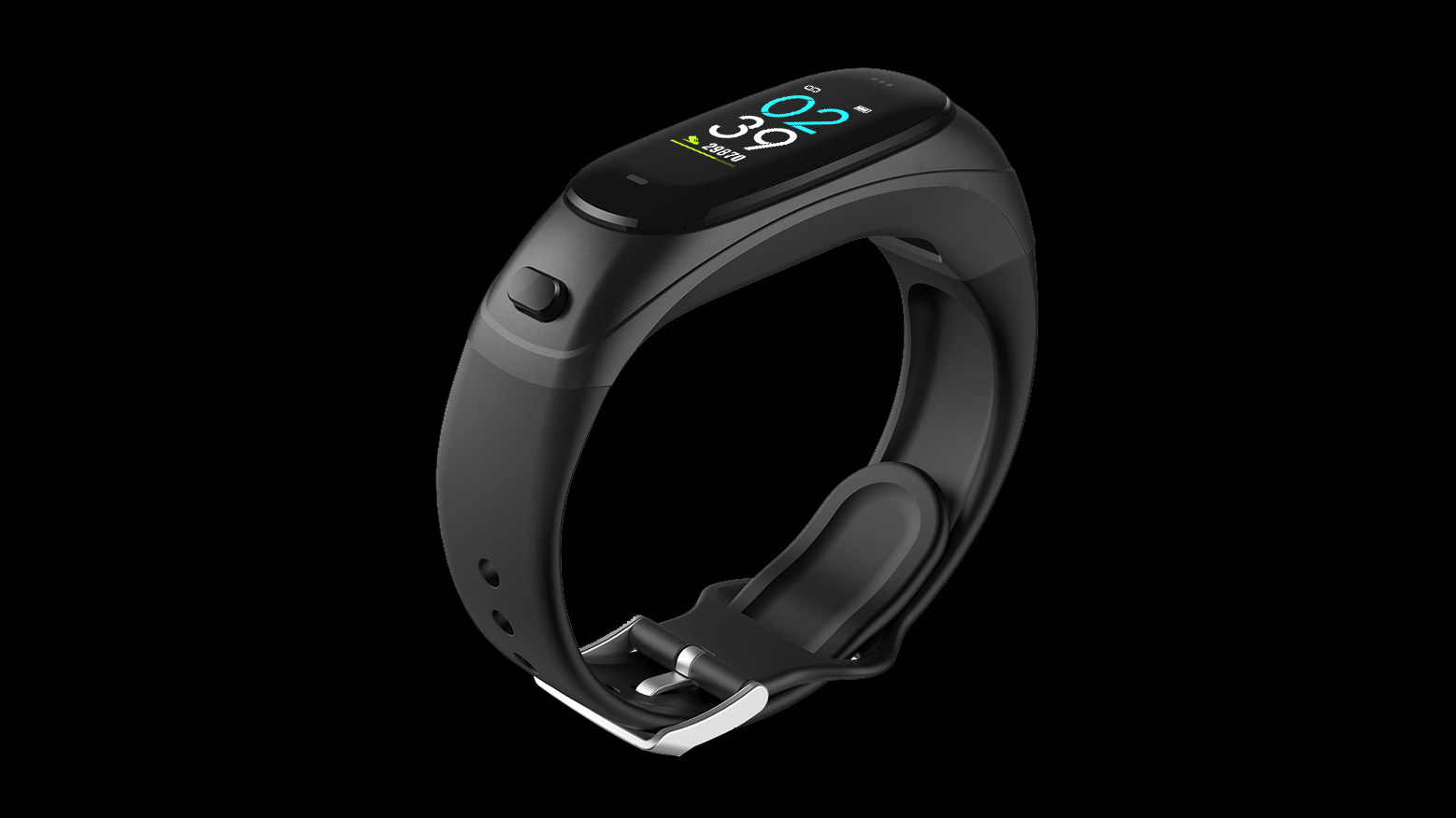 Smart Bracelets Fitness Tracker Blood Pressure voice call bluetooth wristband with wireless earbuds V08 pro