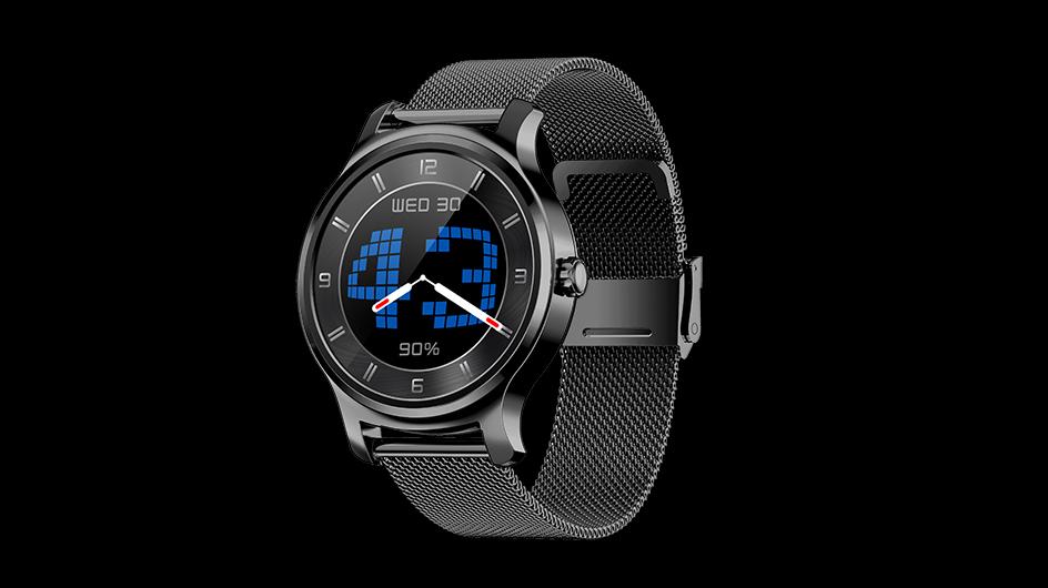 Best Popular BT Call Watch IP68 Waterproof Heart Rate Monitor Sports Bracelet Gold Wristwatches Smart Watch R2
