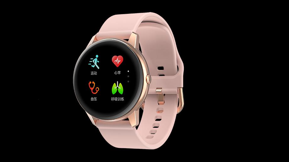 IPS Rodada Tela Full Touch Android Assista Smart Sleep Monitor Digital Smart Watch R3