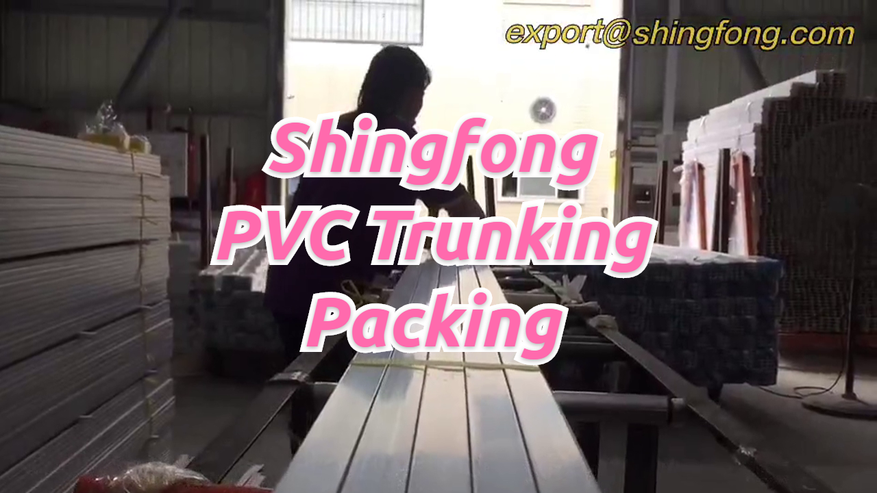 Do you still waste time on PVC Trunking packing? here's what you should do instead