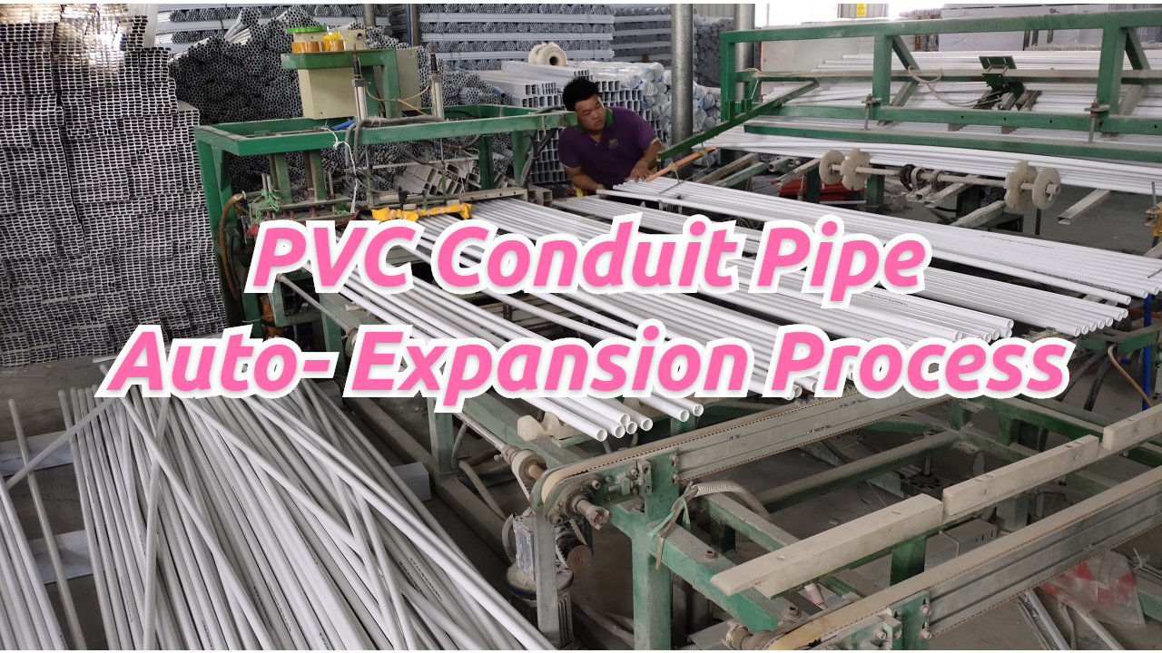 This Video will Make You PVC Conduit Pipe with Socket Guaranteed