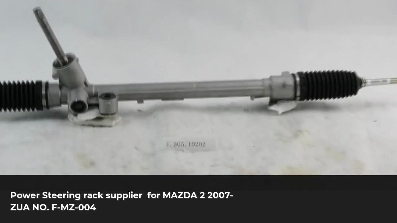 Power Steering Rack Supplier  for MAZDA 2 2007-