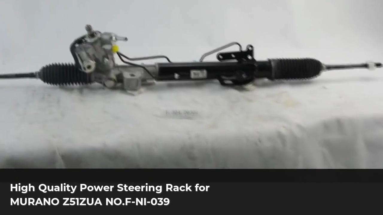 High Quality Power Steering Rack for MURANO Z51ZUA NO.F-NI-039