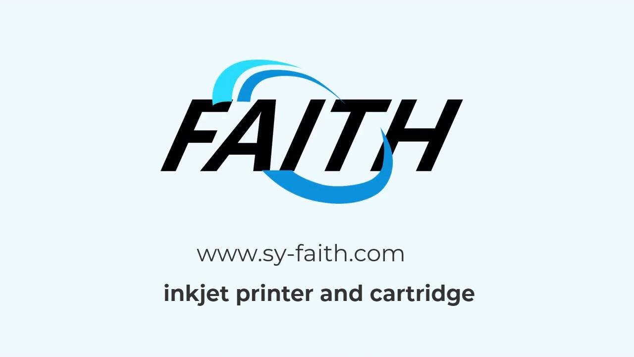Faith the ink cartridge can be used with handheld/online inkjet printer machine