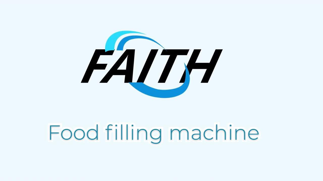 Faith new products, food filling machines, various kinds of vegetable and fruit snacks, etc. can be filled