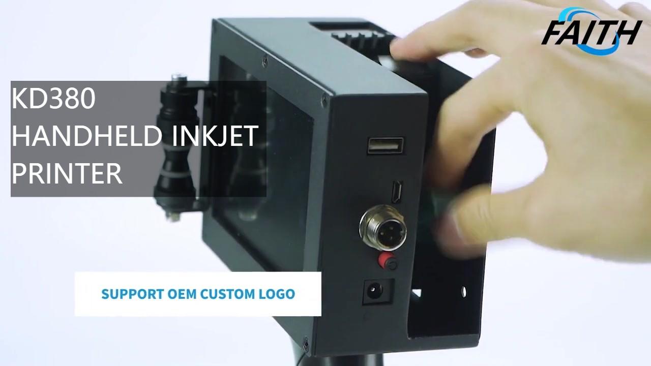 Highquality Tij струйный принтер-KD380 Оптовая торговля - 沈阳 斐斯 科技 有限公司