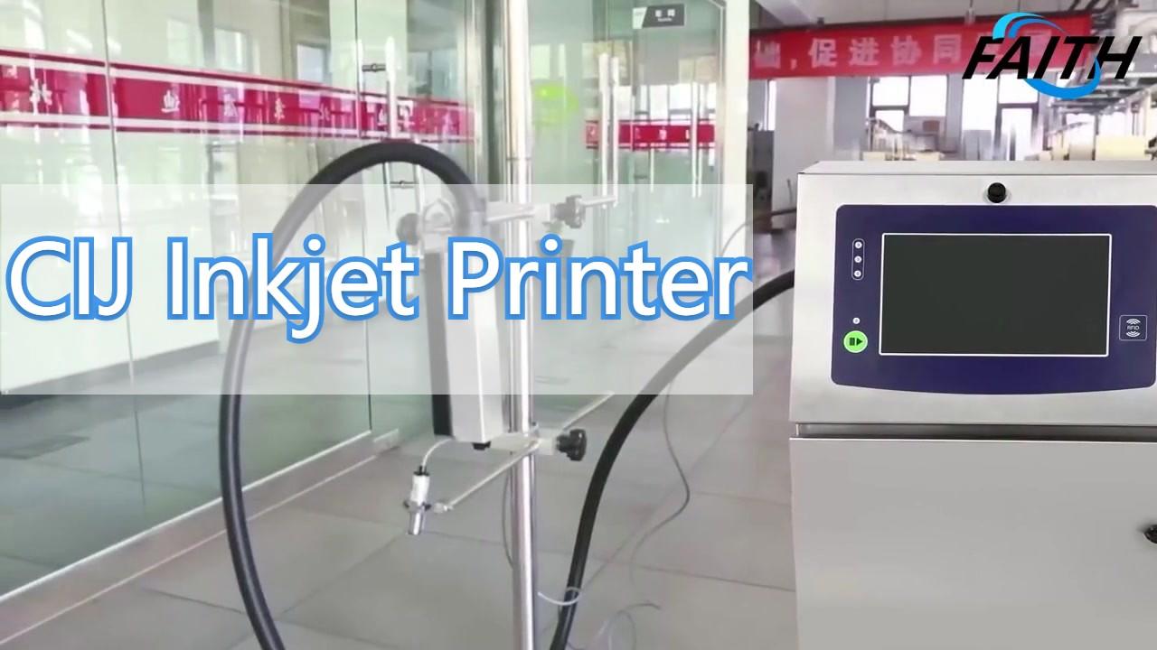 Best cij inkjet printer Factory Price - Faith