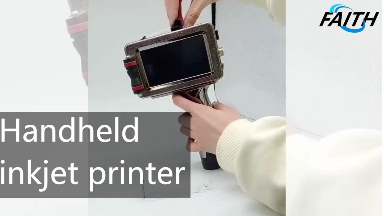 Best harmonized code inkjet printer machine Factory Price - Faith