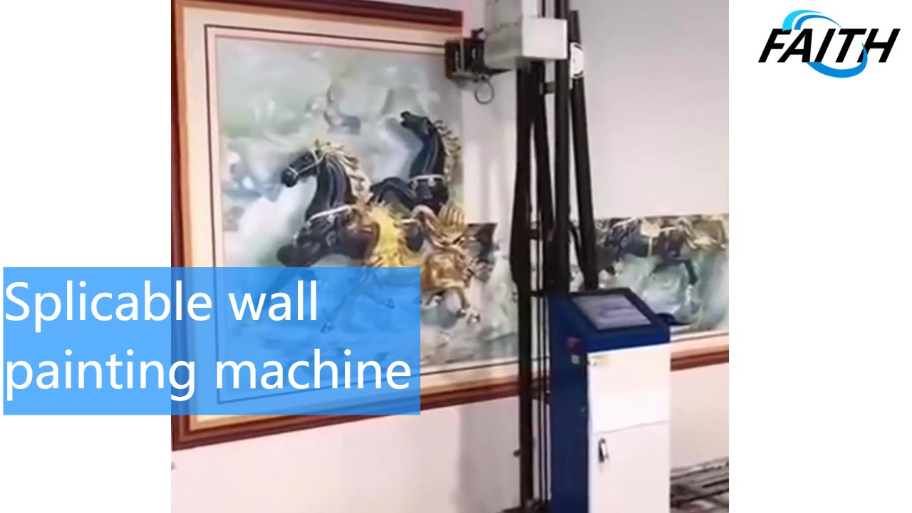 Professional Splicable wall machine manufacturers