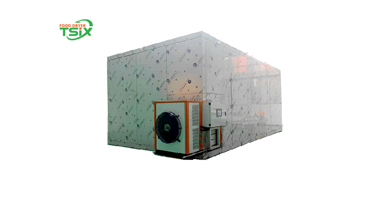 TSIX Industrial Pork Skin Dehydrator for Pork Chicharon in Philippines  -DPHG050S-G