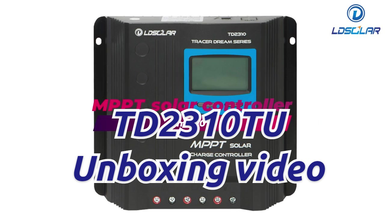 Professional TD2310TU Unboxing video manufacturers