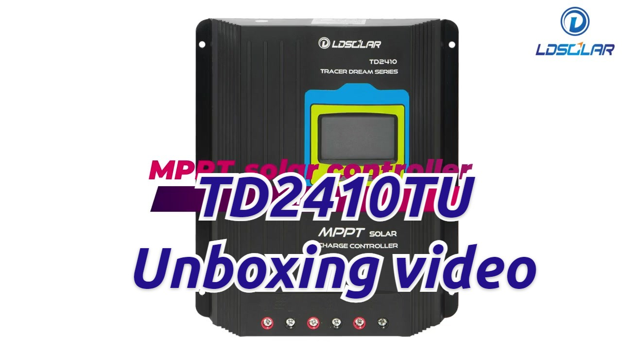 Professional TD2410TU Unboxing video manufacturers