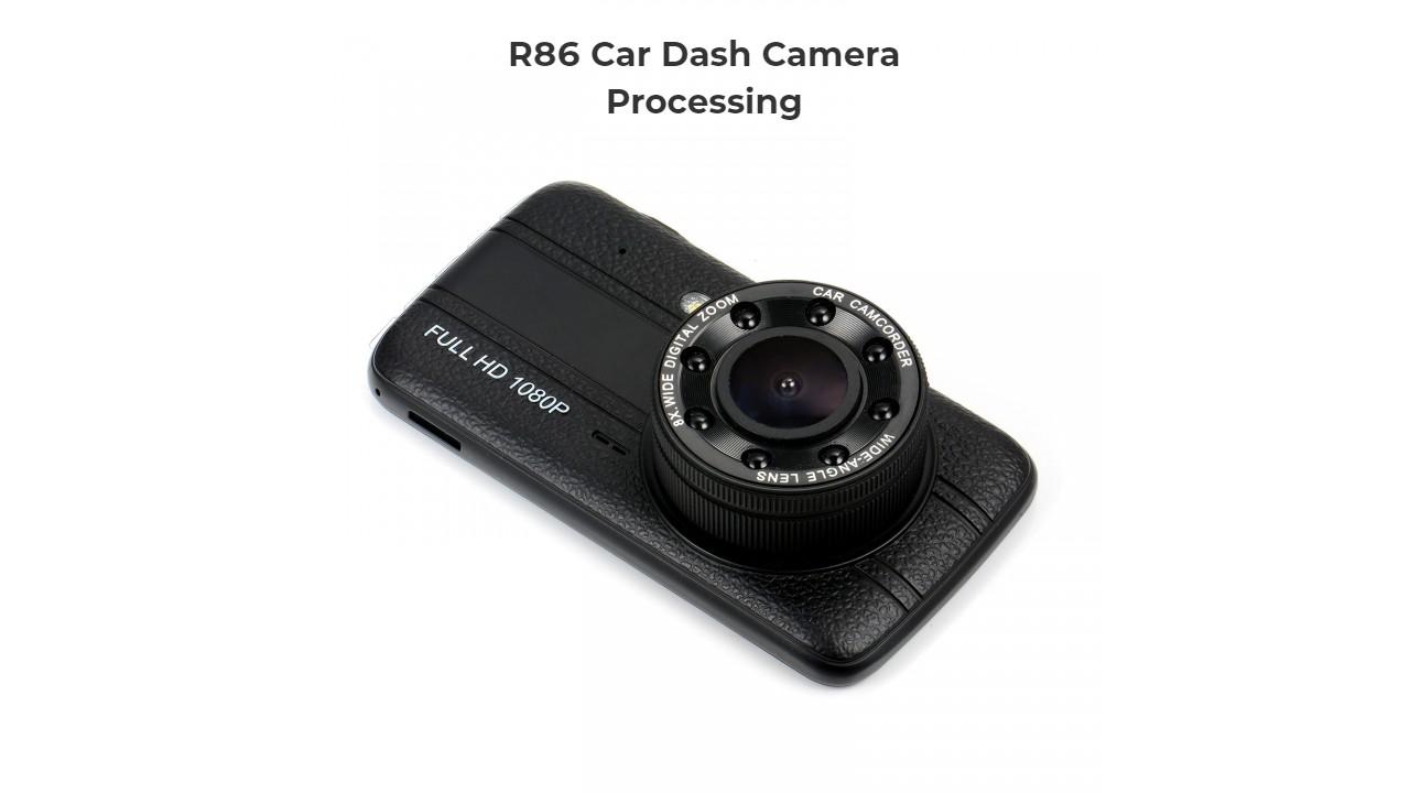 चीन आर 86 कार डैश कैमरा निर्माता -