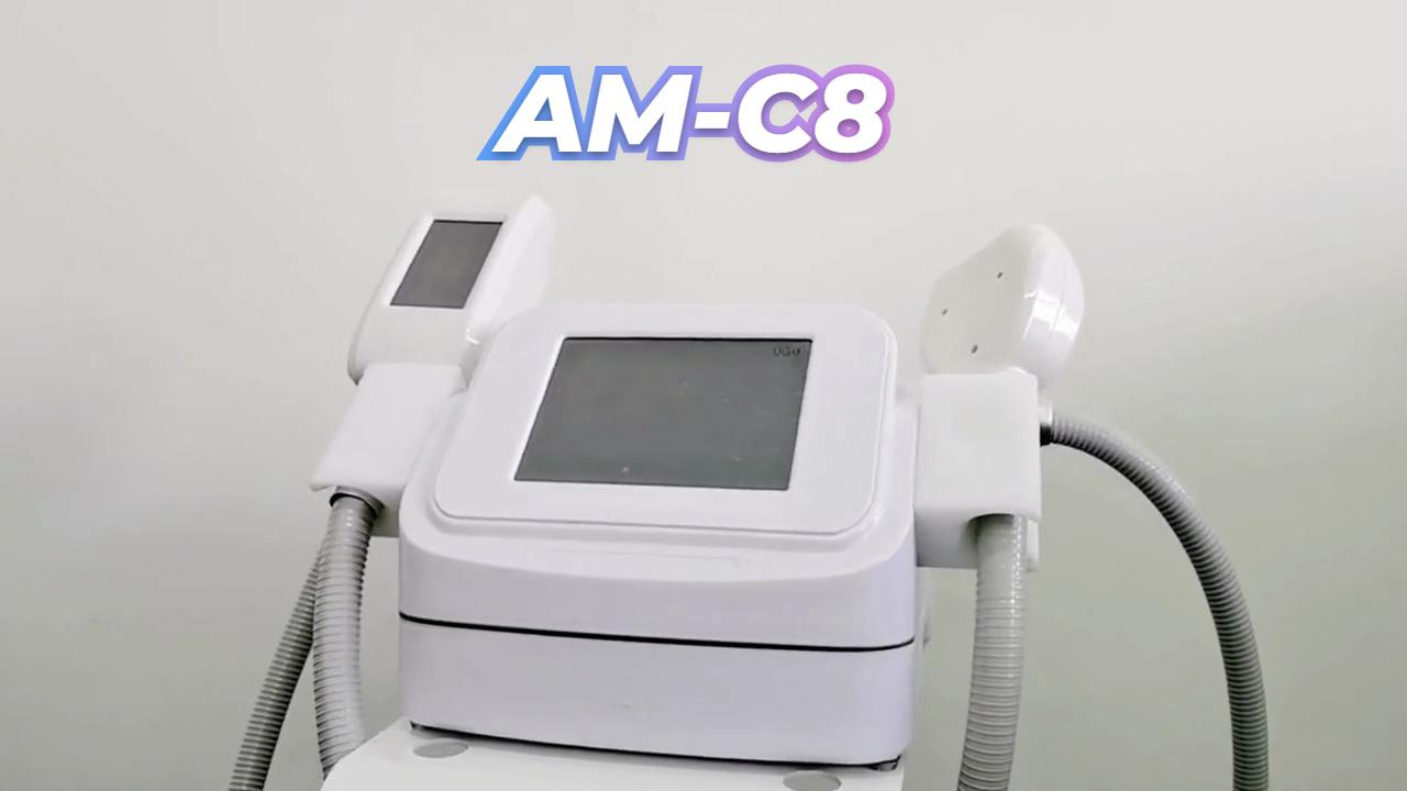 بهترین دستگاه Sculpting بدن EMS بدن AM-C8