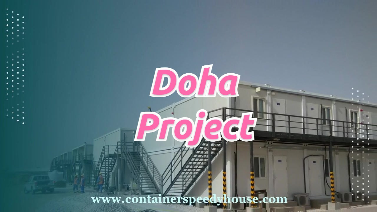 Workers' Accommodation Project in Doha