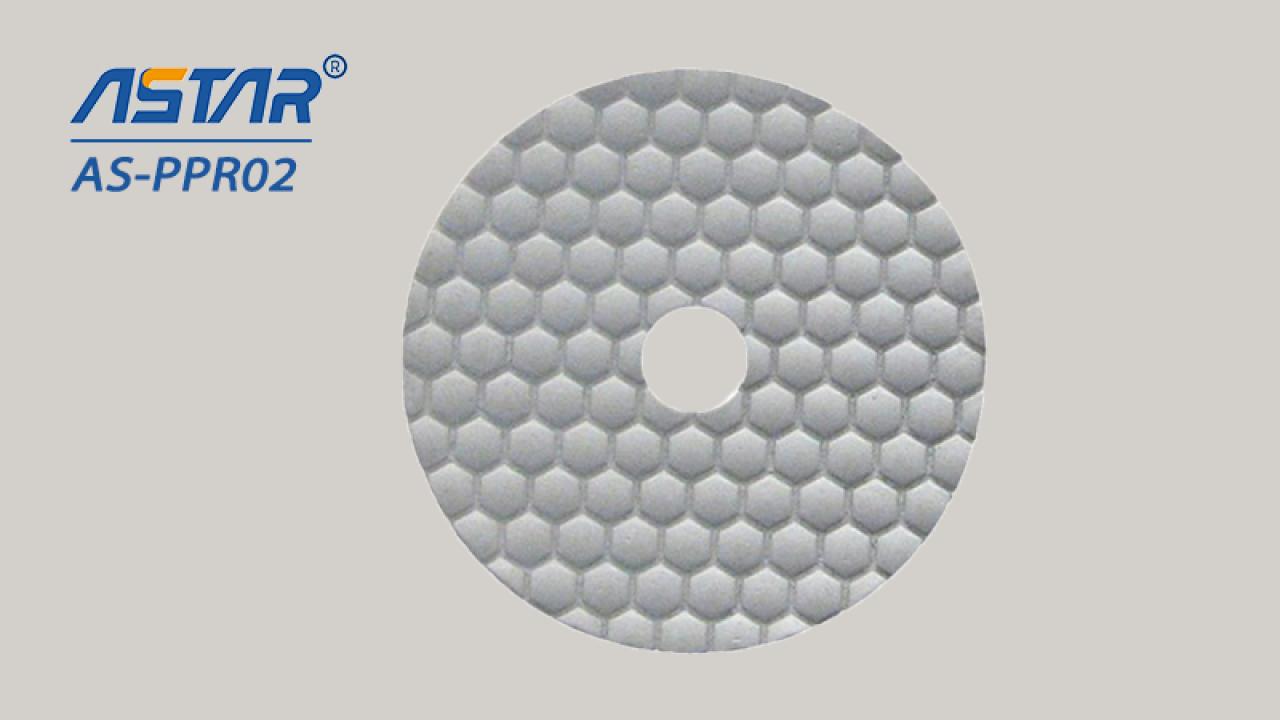 """Diamantové pružné lešticí podložky pro suchou leštění žuly, mramor, beton o průměru 3 """"až 7"""""""
