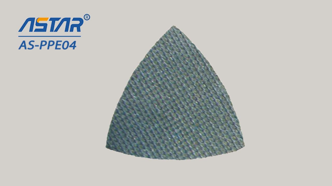 Diamantové elektrolytické lešticí podložky pro leštící kámen, sklo s trojúhelníkem 80 * 80 * 80 mm& 93 * 93 * 93mm