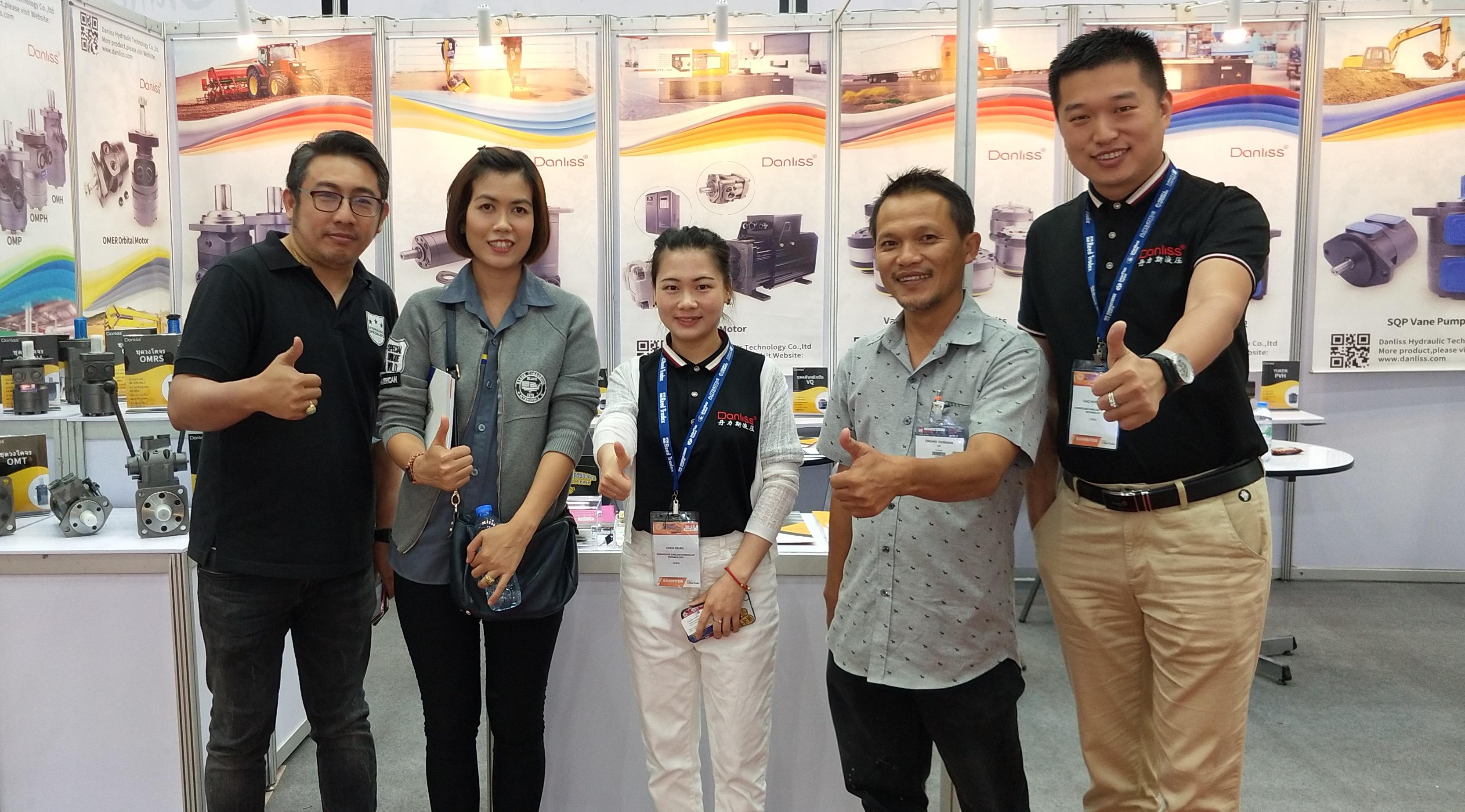 التصنيع إكسبو تايلاند 2018