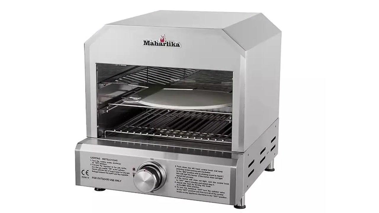 WST-016 Pizza Steak Maker