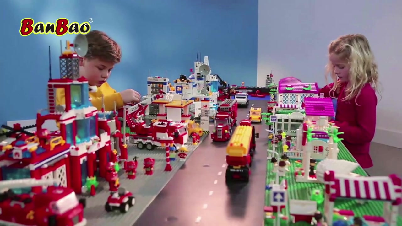 BanBao Building Block Toys Professional Supplier Wholesale