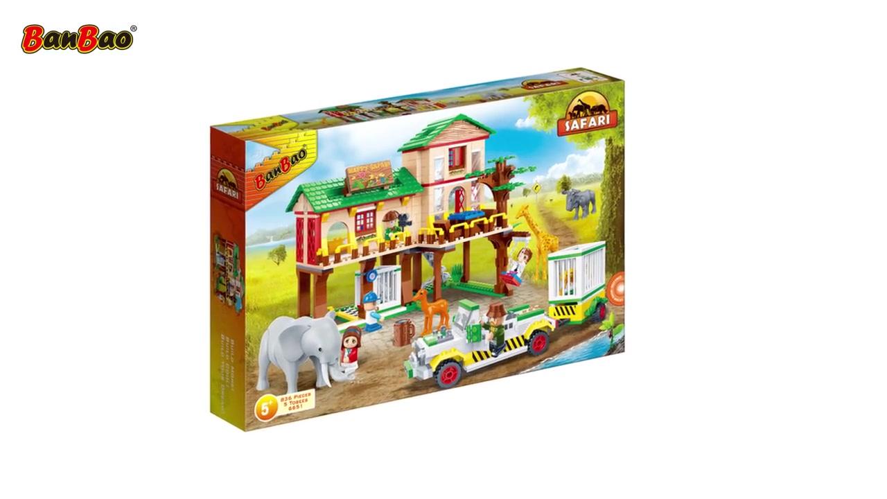 BanBao | Building Blocks Toys Wholesale Supplier Manufacturer Customized