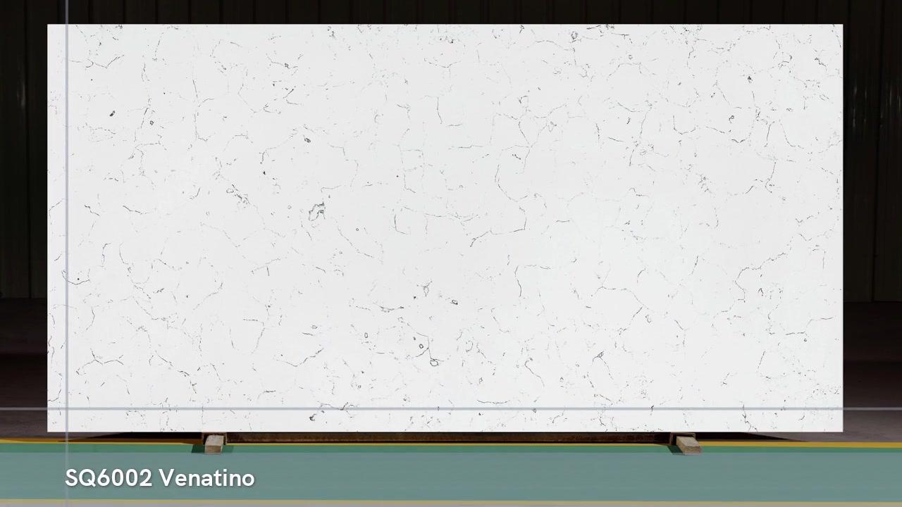 STRONG QUARTZ Самая продаваемая белая каррара и черная каррара