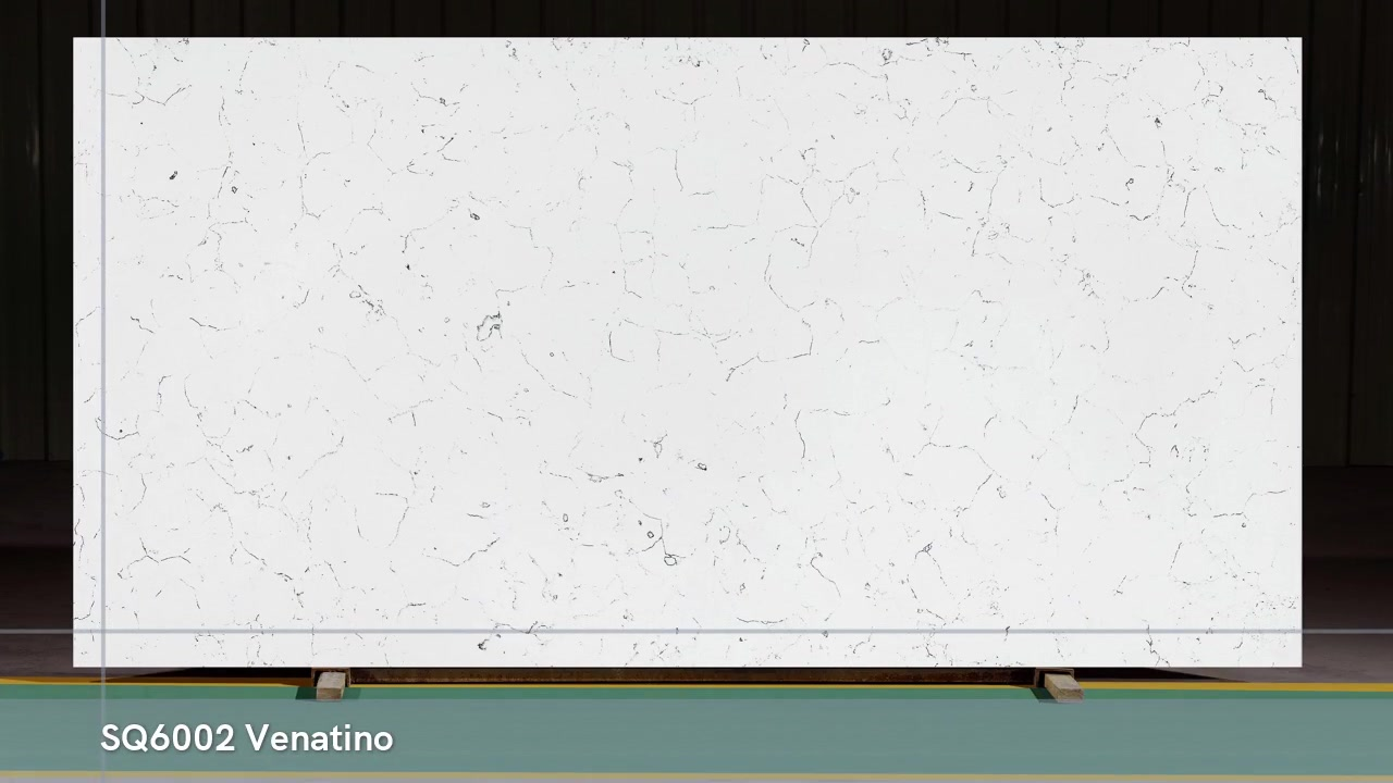 STARKES QUARTZ Bestseller Carrara Weiß und Carrara Schwarz