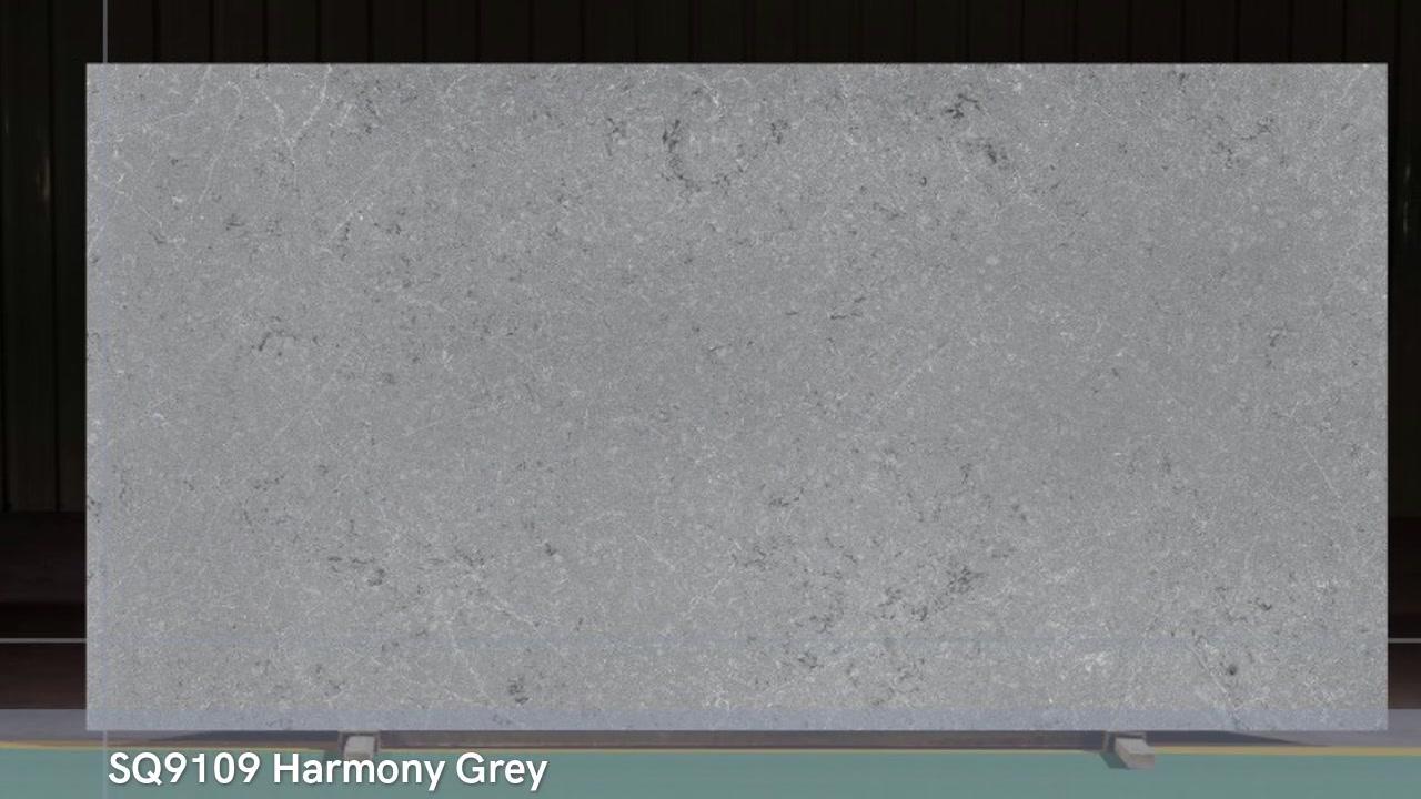 SQ9109 Grey calacatta with long thin veins caesarstone 5133