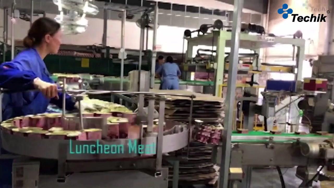 Систем инспекцијског инспекције меса у ручку