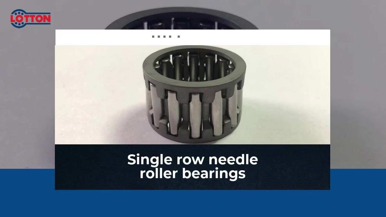 BestQuality Single row needle roller bearings Factory