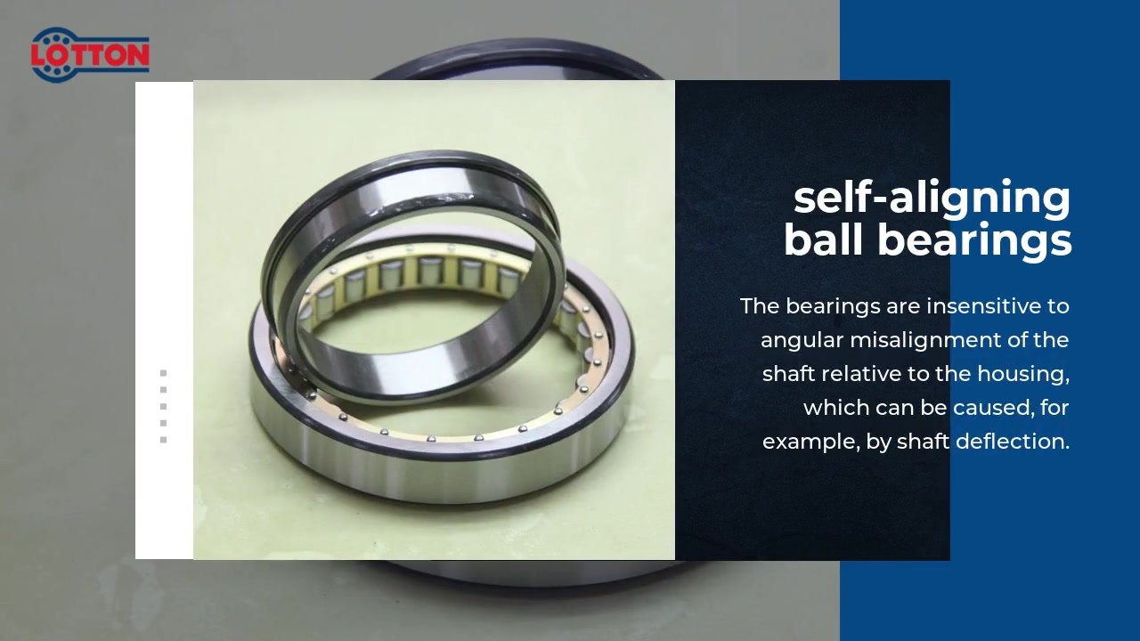 1 single row cylindrical roller bearings