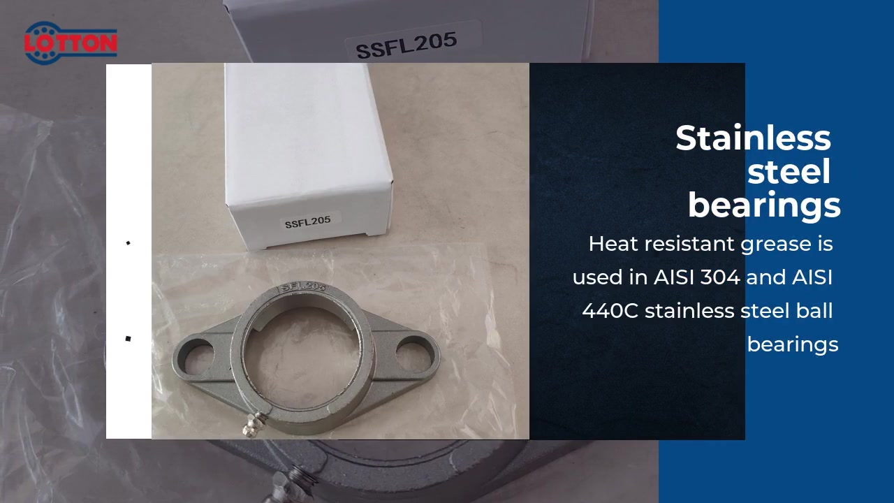 사용자 정의 스테인레스 스틸 베어링 중국에서 제조 업체입니다