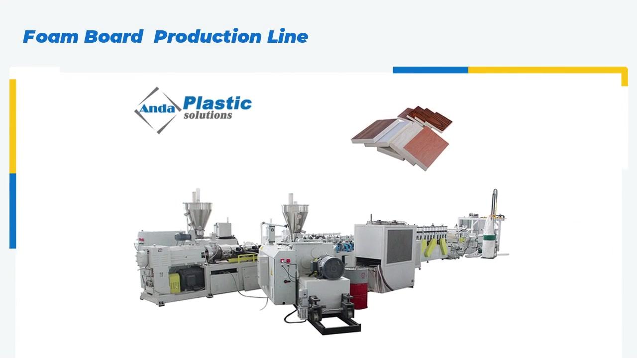 Лінія виробництва пінопласту
