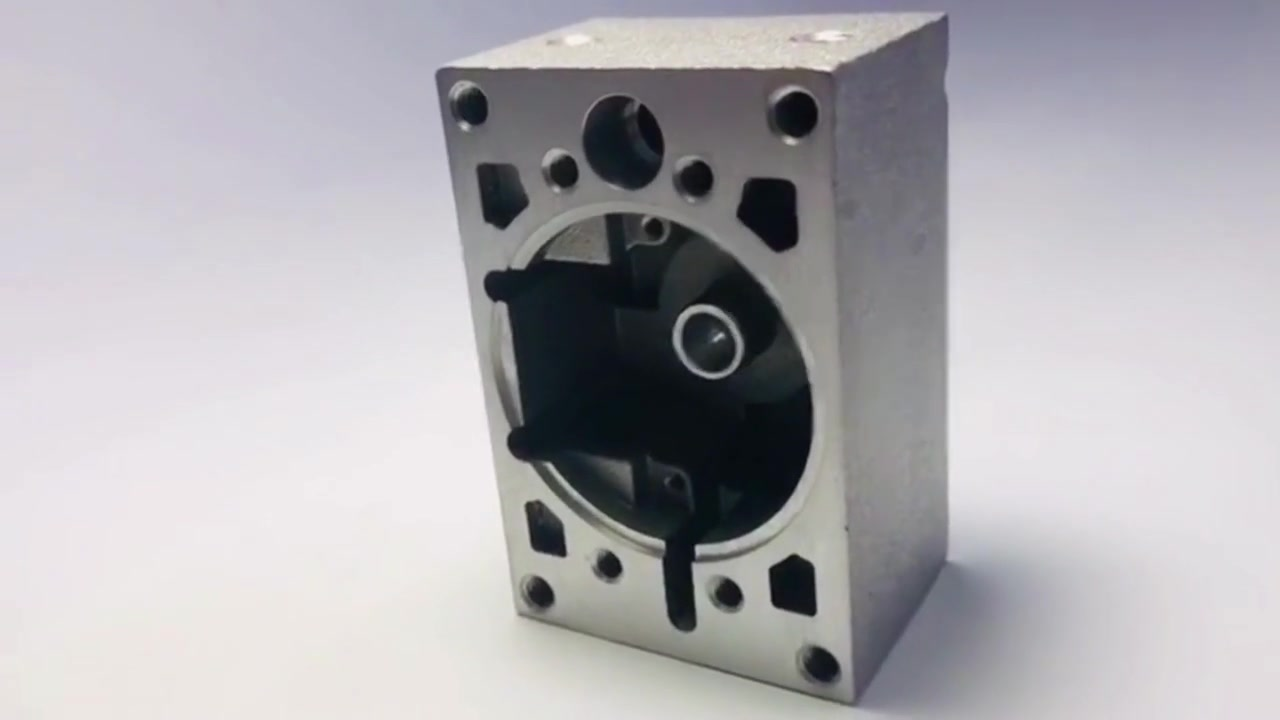 Customized Aluminum Zinc Die Casting CNC Precision Machined parts