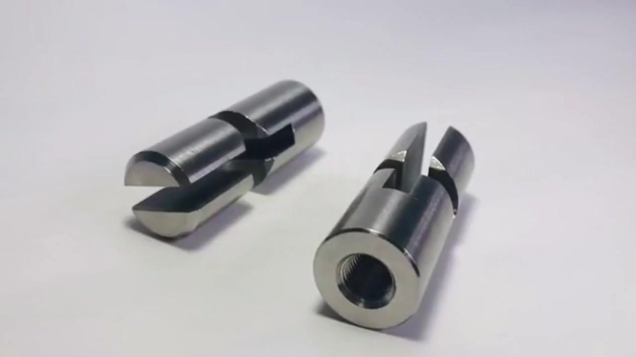 Customized Stainless Steel CNC Precision Machining parts