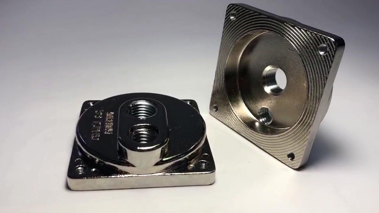 Kundenspezifische Druckguss- und Metall-CNC-Präzisionsteile