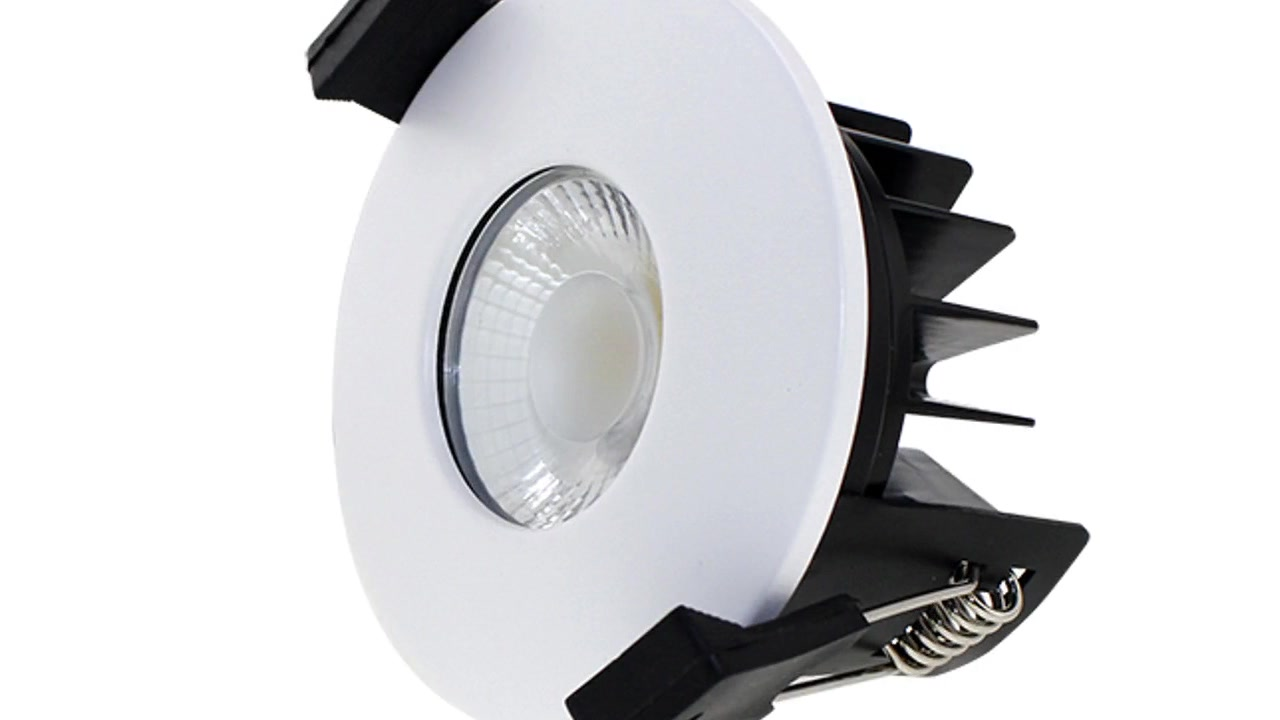 Mains Fire Downlights G Series Supply