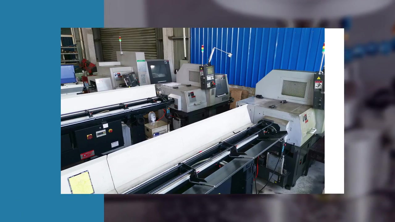 Mecanizado automático de precisión CNC
