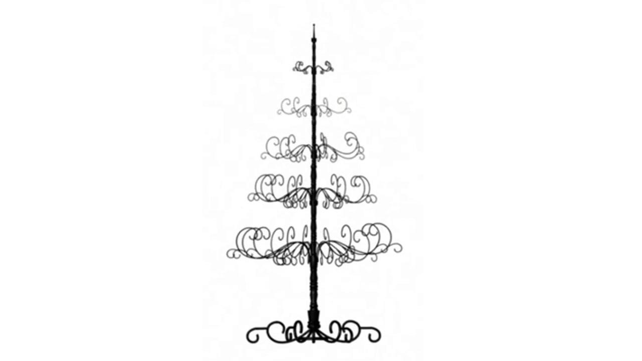 Iron Christmas tree