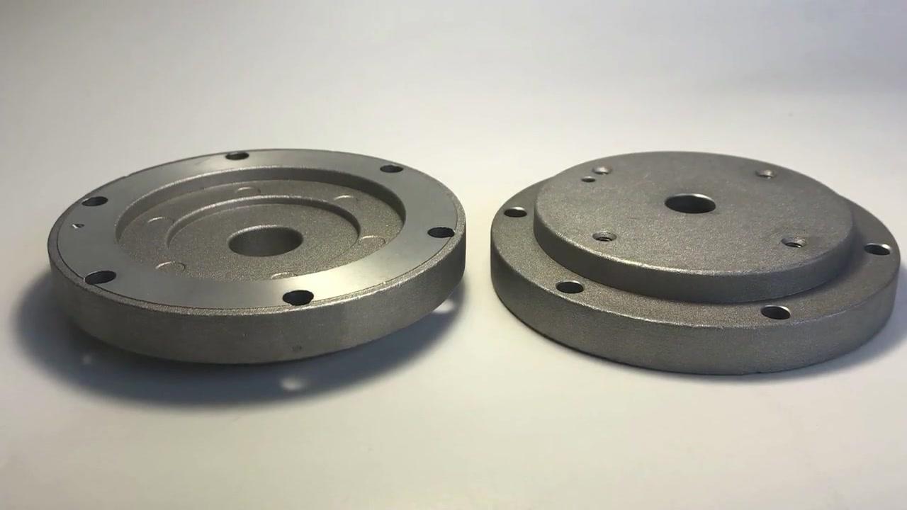 Pièce d'instrument médical de transducteur de régulateur d'eau de gaz d'air de pression de composants mécaniques adaptés aux besoins du client