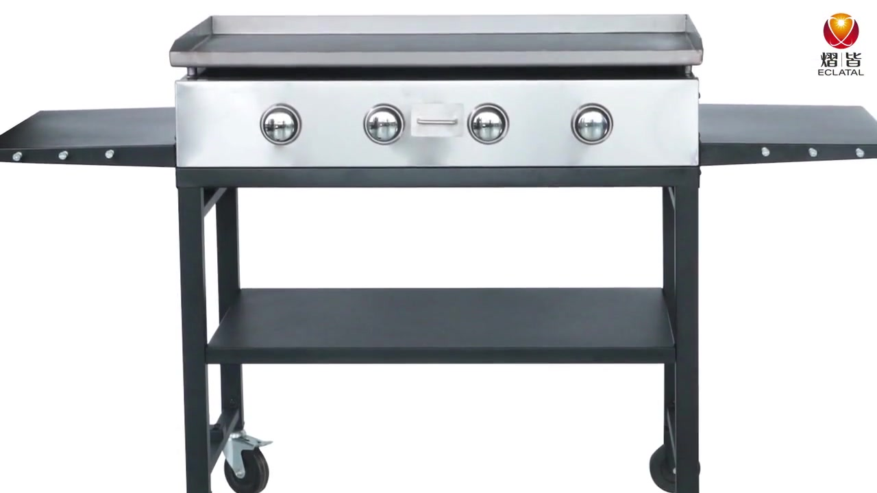 WST-029 Gas Griddle