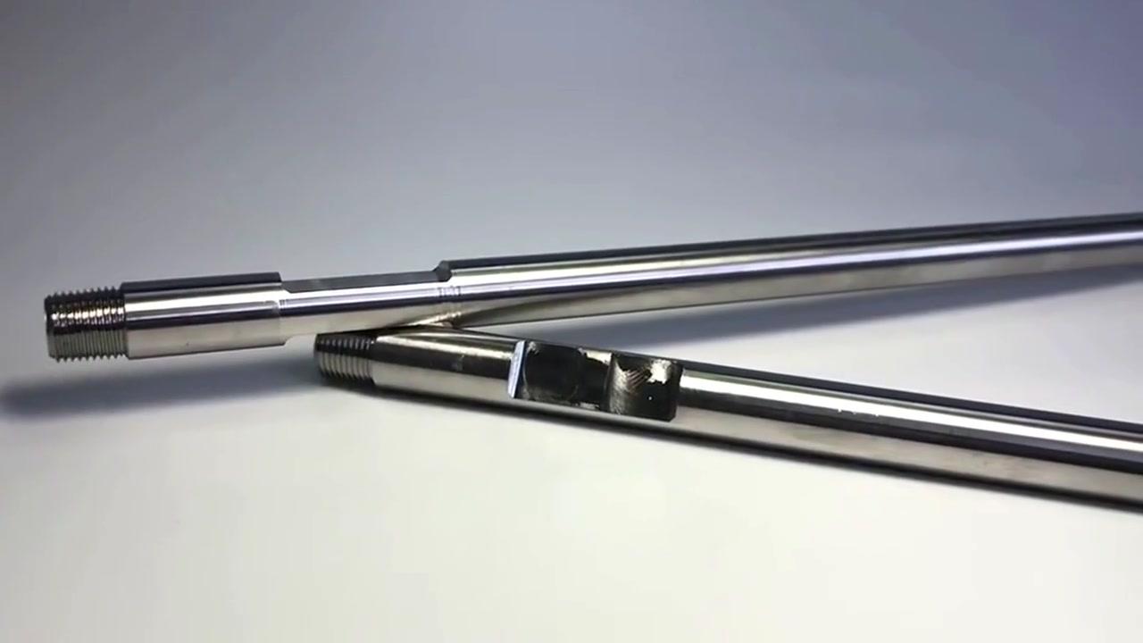 Aluminio Latón Acero Inoxidable PVC POM ACETAL PTFE Personalizado CNC