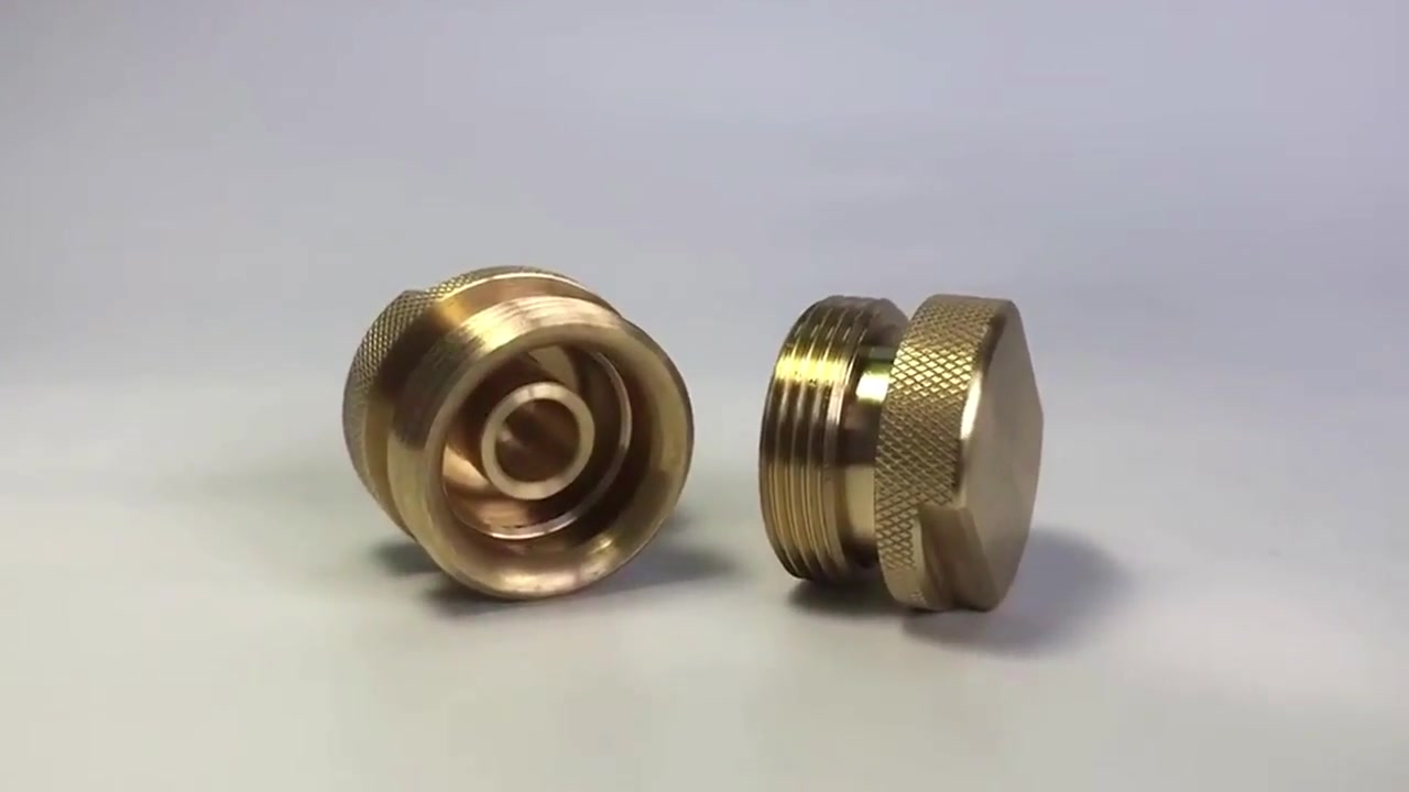 Brass CNC Precision Machining parts