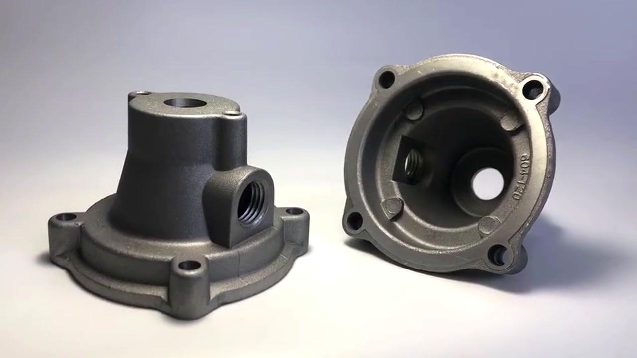 Customized  Aluminum  Zinc Die Casting parts