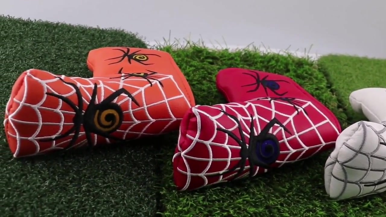 Feyond's Spider Golf Putter Headcover