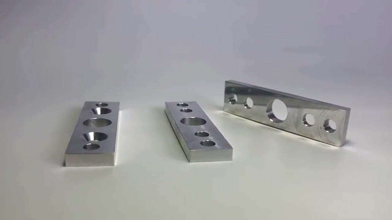 Piezas de mecanizado de precisión Cuello del capó del orificio de la manga del asiento