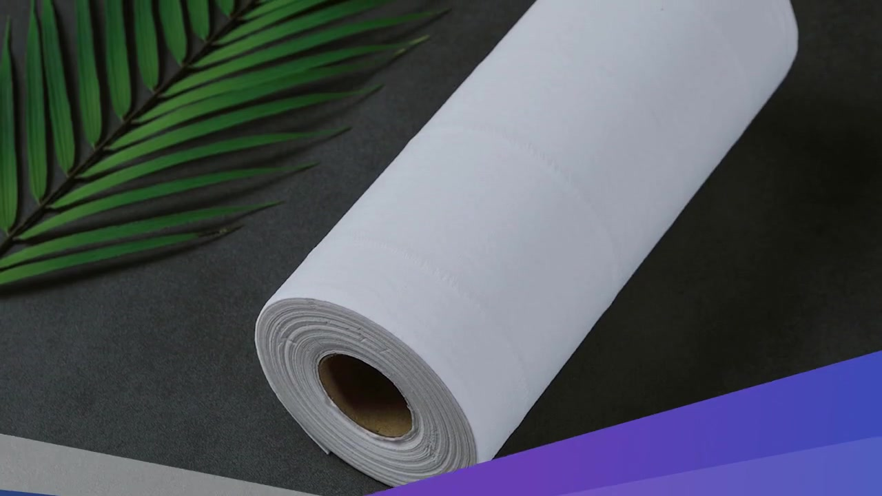 Disposable Virgin Paper Towel Roll