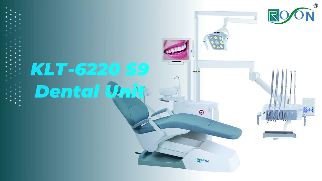 La mejor unidad de unidad dental KLT-6220 S9 en venta